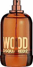 Парфюмерия и Козметика Dsquared2 Wood Pour Homme - Тоалетна вода (тестер без капачка)