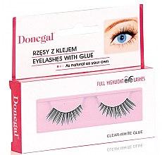 Парфюми, Парфюмерия, козметика Изкуствени мигли, 4450 - Donegal Full Highlight Eye Lashes