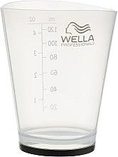 Парфюмерия и Козметика Мерителна чаша за боя за коса, 120 мл - Wella Professionals