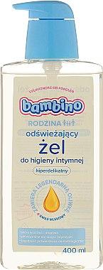 Гел за интимна хигиена - Bambino Family Gel