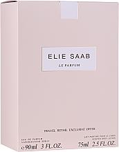 Парфюмерия и Козметика Elie Saab Le Parfum - Комплект (парф. вода/90ml + лос. за тяло/75ml)