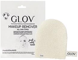 Парфюмерия и Козметика Ръкавица за почистване на грим, бежова - Glov On-The-Go Makeup Remover
