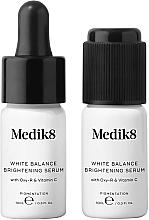 Парфюмерия и Козметика Серум срещу пигментация - Medik8 White Balance Brightening Serum