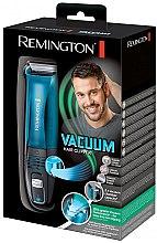 Парфюмерия и Козметика Машинка за подстригване - Remington HC6550 Vacuum Hair Clipper