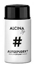 Парфюмерия и Козметика Пудра за обем на косата - Alcina Style Aufgepudert