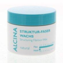 Парфюмерия и Козметика Восък за естествена фиксация - Alcina Natural Struktur Faser Wachs