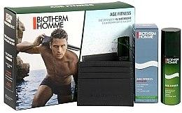 Парфюмерия и Козметика Комплект - Biotherm Age Fitness (cr/50ml + accesories)