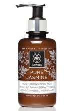 Парфюми, Парфюмерия, козметика Хидратиращо мляко за тяло с жасмин - Apivita Pure Jasmine Moisturizing Body Milk