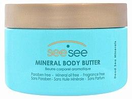 Парфюми, Парфюмерия, козметика Масло за тяло - See See Mineral Body Butter