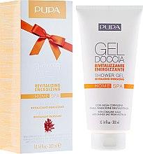 Парфюми, Парфюмерия, козметика Обновяващ и подхранващ енергизиращ душ гел - Pupa Home Spa Shower Gel