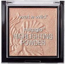 Парфюми, Парфюмерия, козметика Пудра-хайлайтър за лице - Wet N Wild MegaGlo Highlighting Powder
