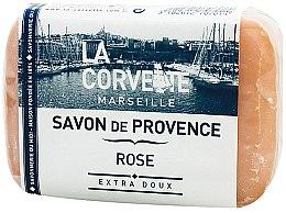 """Парфюми, Парфюмерия, козметика Провансалски сапун """"Роза"""" - La Corvette Provence Soap Rose"""