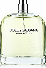 Парфюмерия и Козметика Dolce & Gabbana Pour Homme - Тоалетна вода (тестер без капачка)