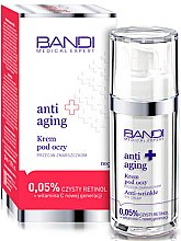 Парфюми, Парфюмерия, козметика Околоочен крем против бръчки с ретинол - Bandi Medical Expert Anti Aging Anti-Wrinkle Eye Cream