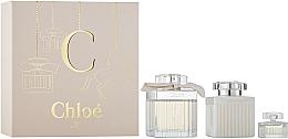Парфюмерия и Козметика Chloe Eau de Parfum - Комплект (парф. вода/75ml + лосион за тяло/100ml + парф. вода/mini/5ml)