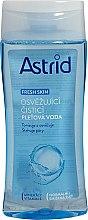 Парфюмерия и Козметика Освежаващ почистващ лосион за нормална и смесена кожа - Astrid Fresh Skin Cleansing Lotion