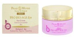 Парфюмерия и Козметика Околоочен крем - Frais Monde Pro Bio-Age Eye Cream