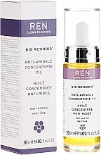 Парфюмерия и Козметика Антистареещ концентрат за лице - Ren Bio Retinoid Anti-Ageing Concentrate