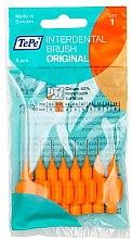 """Парфюми, Парфюмерия, козметика Комплект интердентални четки за зъби""""Original"""", 0.45мм - TePe Interdental Brush Original"""