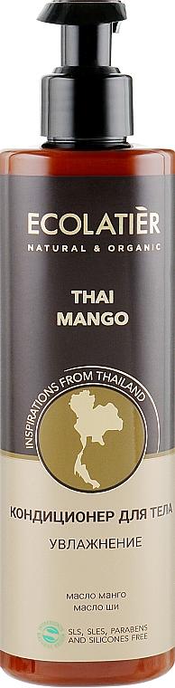 """Балсам за тяло """"Таитянско манго"""" - Ecolatier Thai Mango Body Conditioner"""