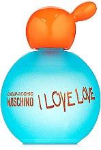 Moschino I Love Love - Тоалетна вода ( мини )  — снимка N2