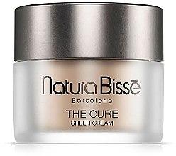 Парфюми, Парфюмерия, козметика Тониращ и овлажняващ крем - Natura Bisse The Cure Sheer Cream SPF20