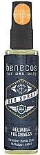 Парфюмерия и Козметика Спрей дезодорант - Benecos For Men Only Deo Spray
