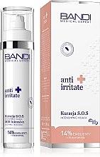 Парфюми, Парфюмерия, козметика Успокояващ крем за лице - Bandi Medical Expert Anti Irritate SOS Intensive Soothing Treatment
