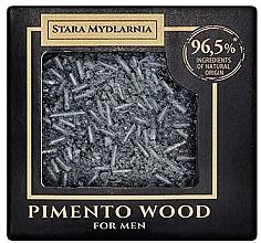 Парфюмерия и Козметика Твърд шампоан за мъже - Stara Mydlarnia Pimento Wood Shampoo Bar