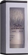 Парфюмерия и Козметика Четка за бръснене, HT3, 10 см - Taylor of Old Bond Street Shaving Brush Pure Badger Size L