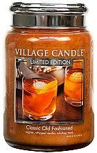Парфюми, Парфюмерия, козметика Ароматна свещ в бурканче - Village Candle Classic Old Fashioned Glass Jar