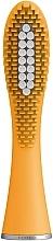 Парфюмерия и Козметика Сменяема глава за четка - Foreo Issa Mini Hybrid Brush Head Mango Tango