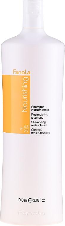 Реконструиращ шампоан за суха коса - Fanola Restructuring Shampoo