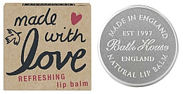 Парфюмерия и Козметика Балсам за устни с аромат на цитрус - Bath House Lip Balm Citrus