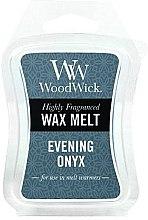 Парфюмерия и Козметика Ароматен восък - WoodWick Wax Melt Evening Onyx