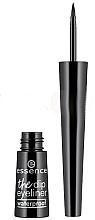 Парфюмерия и Козметика Водоустойчива очна линия - Essence The Dip Eyeliner Waterproof