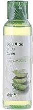 Парфюмерия и Козметика Тонер за лице - Skin79 Jeju Aloe Aqua Toner