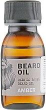 Парфюмерия и Козметика Кехлибарено масло за брада - Nook Beard Club Beard Oil Ambra
