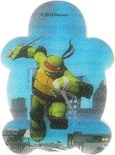 """Парфюмерия и Козметика Детска гъба за баня """"Костенурките нинджа"""" Рафаел 1 - Suavipiel Turtles Bath Sponge"""