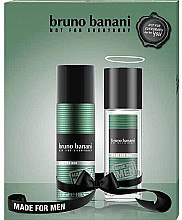 Парфюми, Парфюмерия, козметика Bruno Bananii Made For Men - Комплект (део спрей/75+ део/150ml)