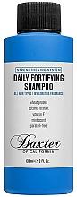 Парфюмерия и Козметика Укрепващ шампоан за коса - Baxter of California Daily Fortifying Shampoo
