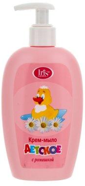 Крем-мыло детское с ромашкой - Iris Cosmetic — снимка N1