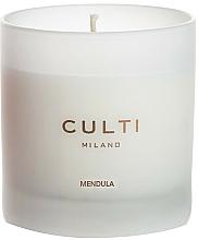 Парфюмерия и Козметика Ароматна свещ - Culti Milano Bianco Mendula