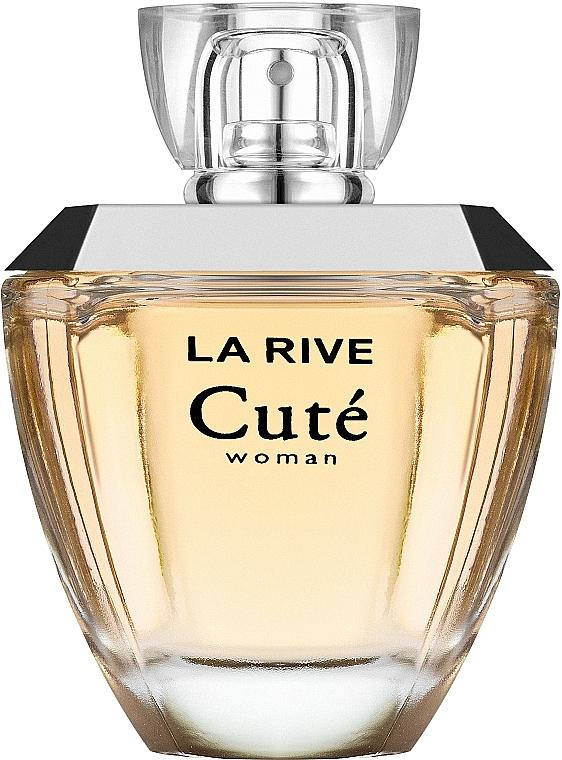 La Rive Cute Woman - Комплект (парф. вода/100ml + дезодорант/150ml) — снимка N2
