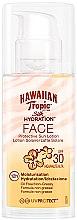 Парфюмерия и Козметика Слънцезащитен крем за лице - Hawaiian Tropic Silk Hydration Face With SPF 30
