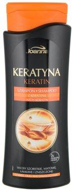 Шампоан за коса с кератин - Joanna Keratin Shampoo