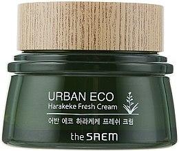 Парфюмерия и Козметика Освежаващ крем за лице - The Saem Urban Eco Harakeke Fresh Cream
