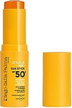 Парфюмерия и Козметика Слънцезащитен стик за лице - Diego Dalla Palma O'Solemio Sun Stick SPF50