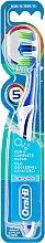 Парфюми, Парфюмерия, козметика Четка за зъби, тъмно синя - Oral-B Complete 5 Ways Clean 40 Medium
