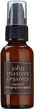Парфюми, Парфюмерия, козметика Антистареещ серум за лице с витамин С - John Masters Organics Vitamin C Anti-Aging Face Serum